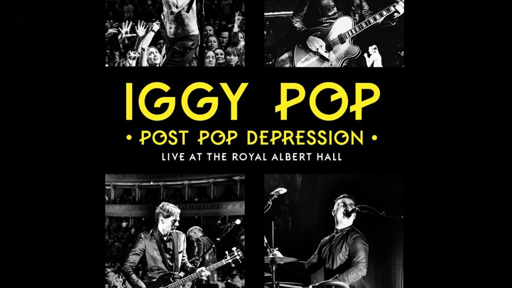 iggy pop live album Iggy Pop to release Post Pop Depression live album and concert film