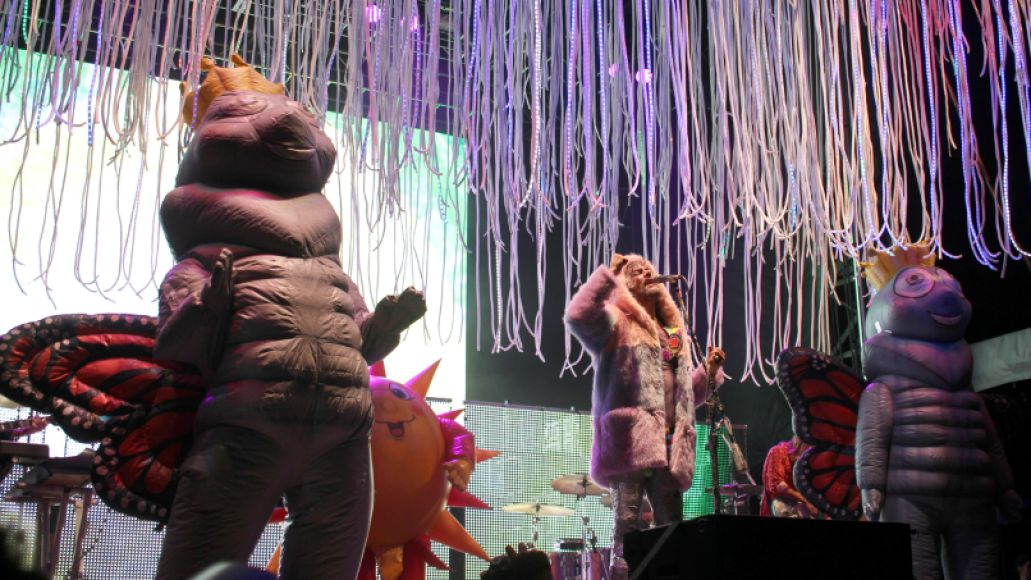 kaplan cos riot fest friday flaming lips 21 The 25 Most Anticipated Tours of 2017