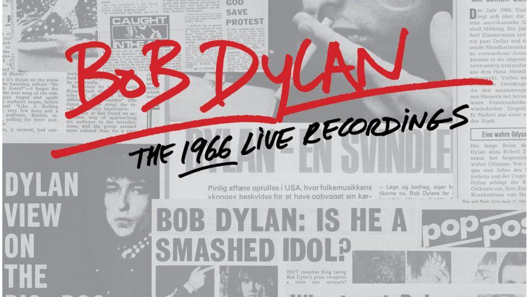 Bob Dylan announces massive 36 disc box set of 1966 live recordings