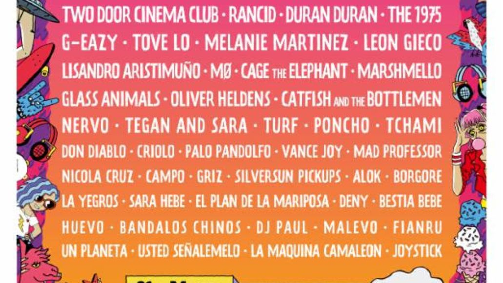 lollapalooza argentina Lollapalooza reveals 2017 lineups for Brazil, Argentina, and Chile festivals