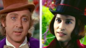 Gene Wilder Johnny Depp