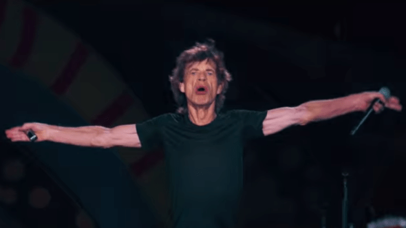 Rolling Stones Ole documentary