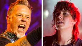 Strokes Metallica