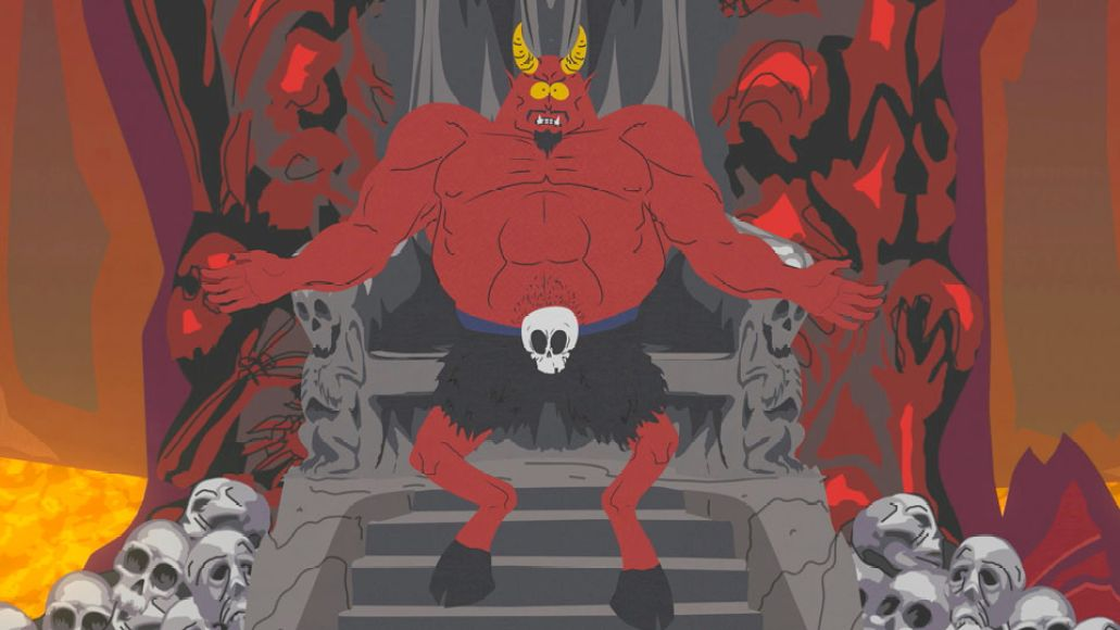 south park The Beast from Disneys Beauty and the Beast looks like the Devil from South Park