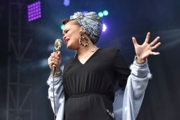 Andra Day // Photo by Amy Price