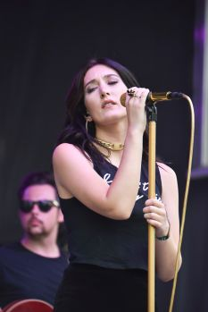 Aubrie Sellers // Photo by Amy Price