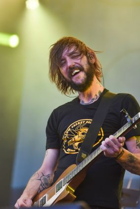 Band of Horses // Photo by Amy Price