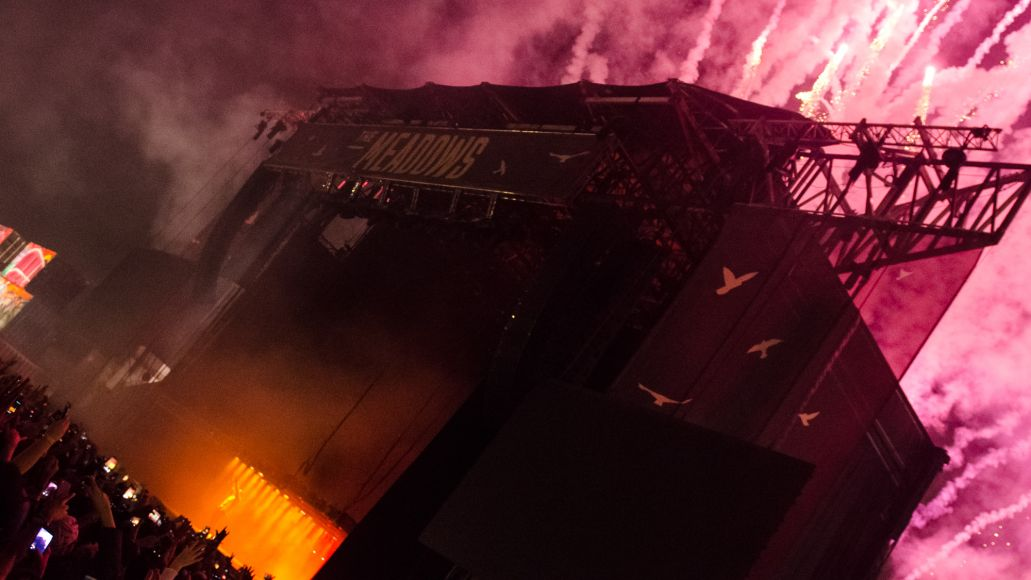 ben kaye the meandows kanye west 5 The Meadows 2016 Festival Review: The 10 Best Performances