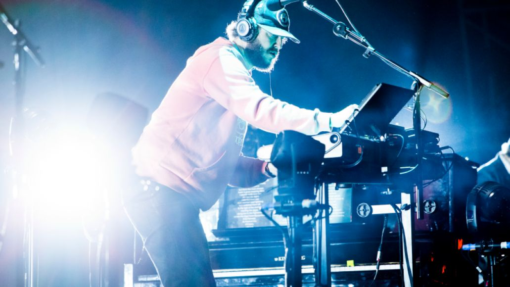 bon iver 01 Beach Goth 2016 Festival Review and Gallery