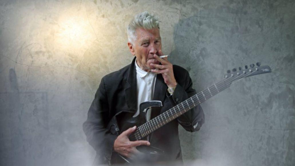 david lynch guitar 2013 l Disrupting the Darkness: St. Vincent, Blondie, and Rhye on David Lynch