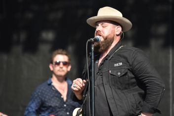 Nathaniel Rateliff and the Night Sweats // Photo by Amy Price