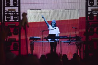 Porter Robinon and Madeon // Photo by Amy Price