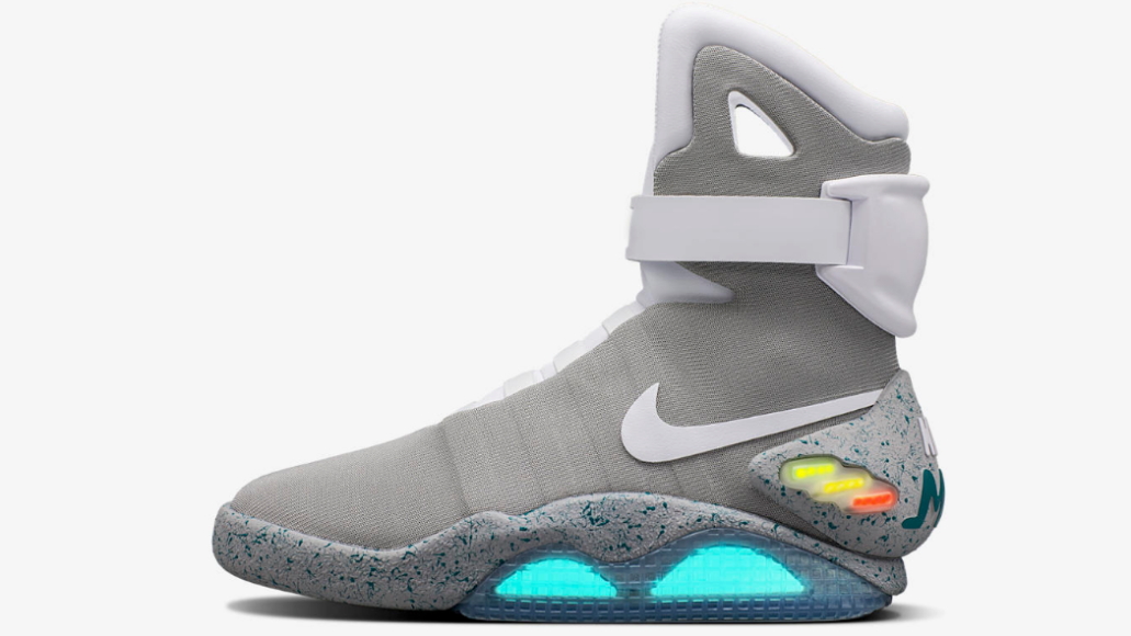 screen shot 2016 10 04 at 1 55 24 pm Nike to hold drawing for power lacing Nike Mags from Back to the Future Part II
