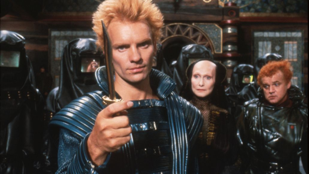 sting dune Ranking David Lynch: Every Film from Worst to Best