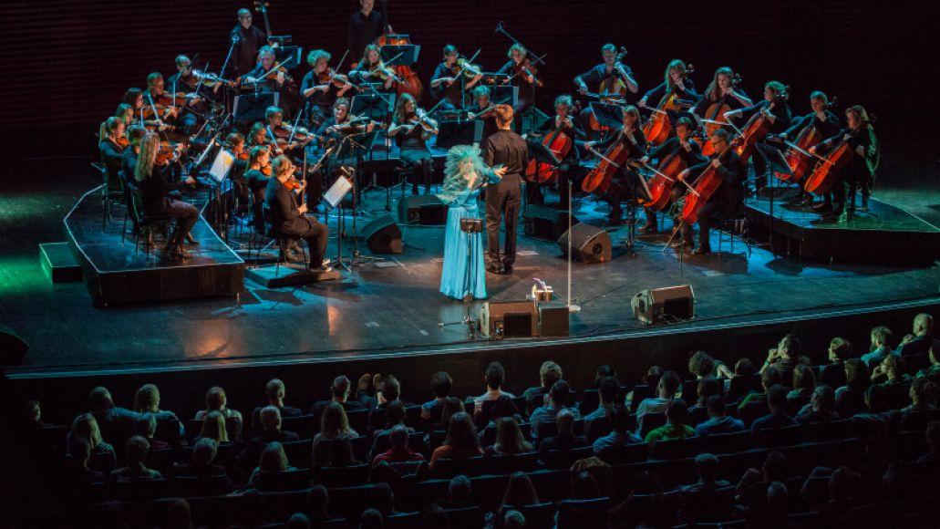 bjork 11 05 2015 photocredit santiago felipe 19 Iceland Airwaves 2016: The 25 Most Exciting Performances
