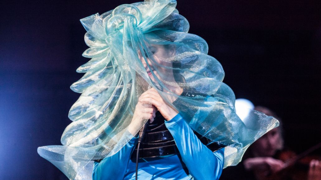 bjork 11 05 2015 photocredit santiago felipe 21 Iceland Airwaves 2016: The 25 Most Exciting Performances
