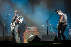 Eagles of Death Metal // Photo by Philip Cosores