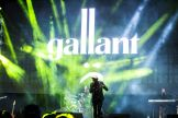 Gallant // Photo by Philip Cosores