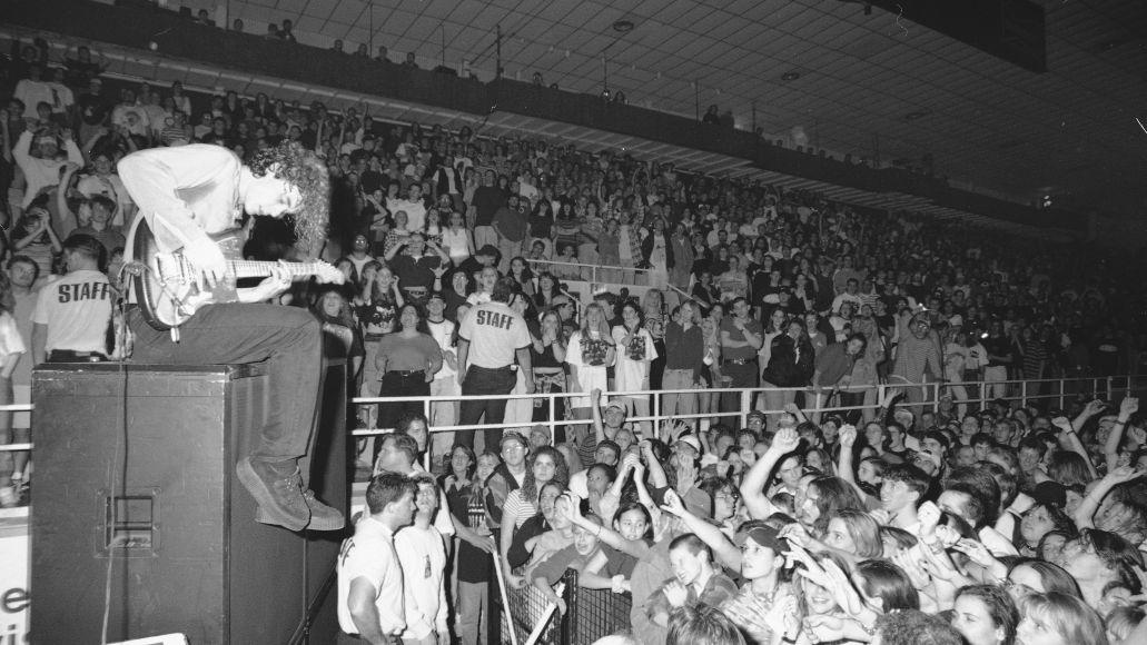 gavinlive Bush share never before released Razorblade Suitcase track Sleeper    listen
