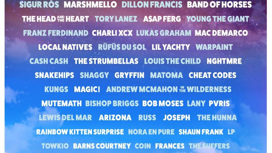 hangout 2017 Win tickets to Hangout Music Festival 2017