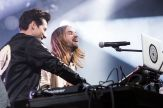 Mark Ronson vs Kevin Parker // Photo by Philip Cosores