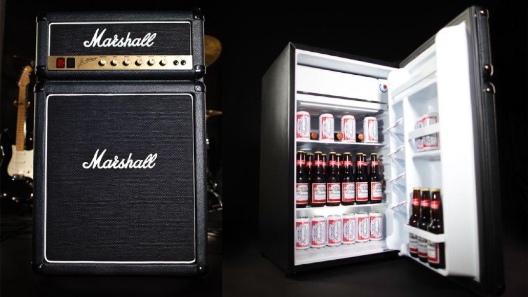 marshall fridge Consequence of Sounds 2016 Holiday Gift Guide
