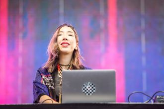 Tokimonsta // Photo by Philip Cosores