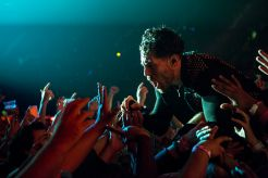 AFI // Photo by Philip Cosores