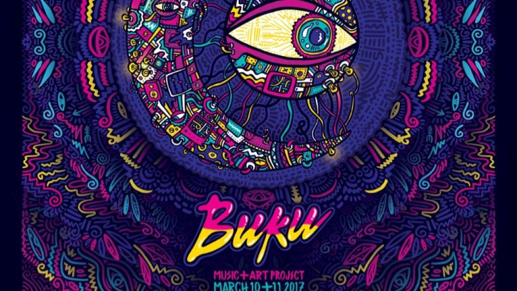 buku2017 initial 11x17 web New Orleans Buku Music + Art Project reveals 2017 lineup