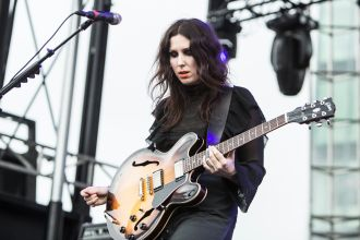 Chelsea Wolfe // Photo by Philip Cosores