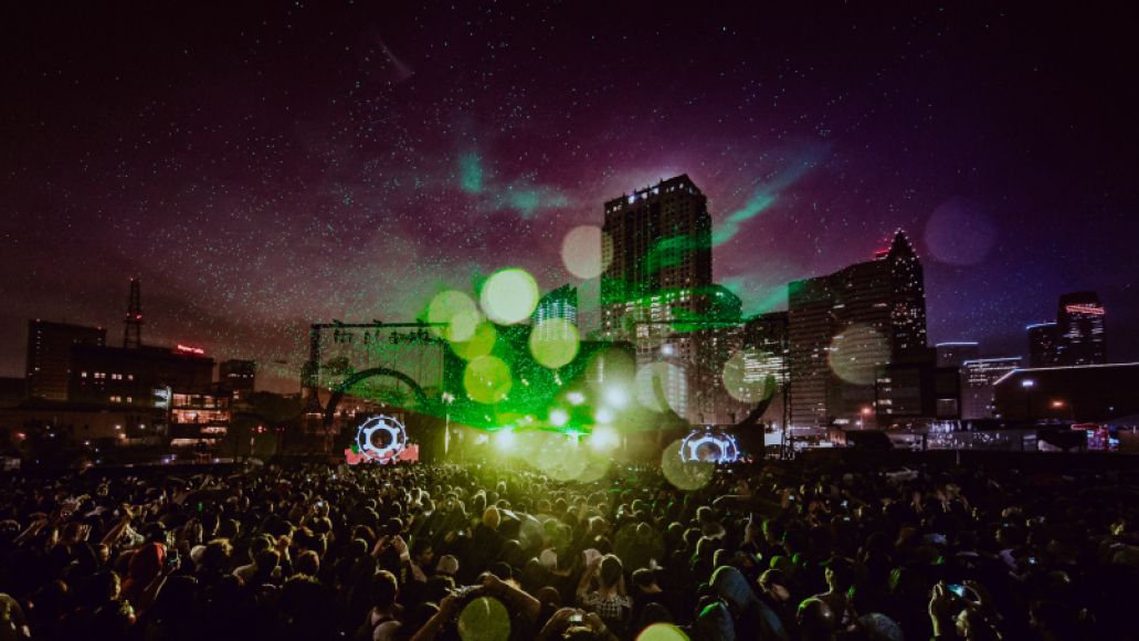 dfn16 press julian bajsel sat aphex twin 1 Day for Night 2016 Festival Review: Top 10 Attractions