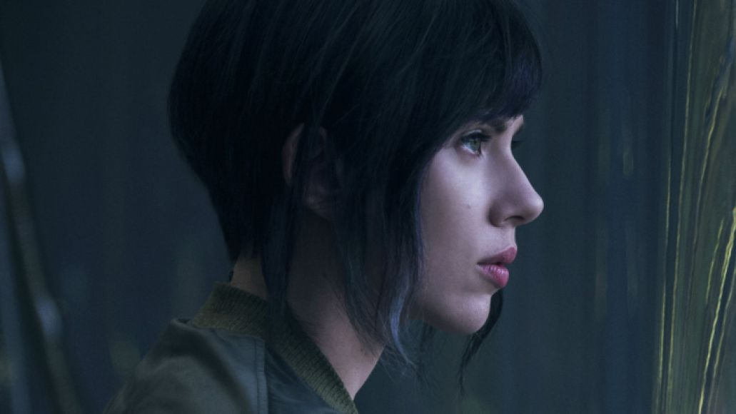 ghost shell The 50 Most Anticipated Films of 2017