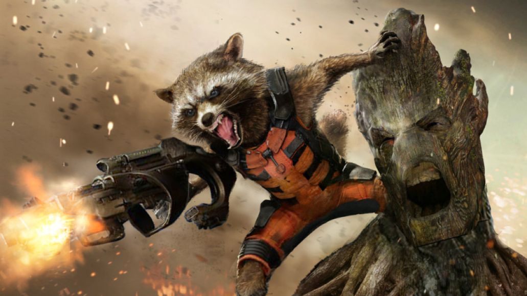 guardians groot rocket The 50 Most Anticipated Films of 2017