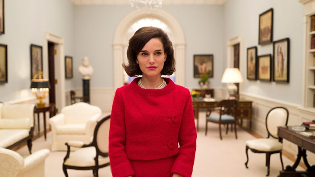 jackie Top 25 Films of 2016