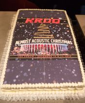 KROQ Almost Acoustic Christmas 2016 // Photo by Philip Cosores