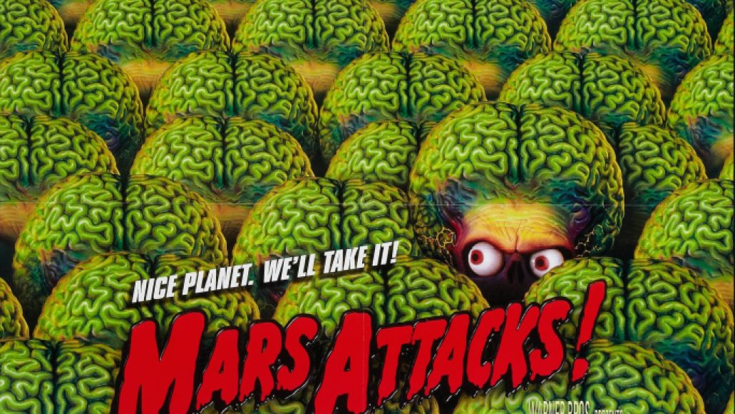mars 2 Mars Attacks! Is Still Equally Funny and Unsettling 20 Years Later