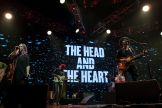 The Head and the Heart // Photo by Philip Cosores