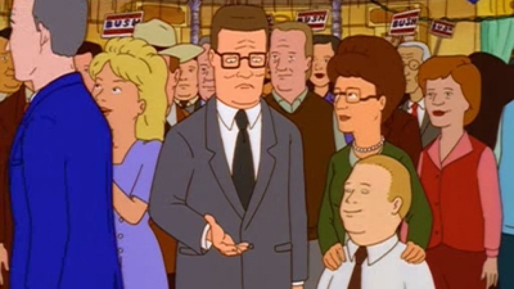 44572 king of the hill the perils of polling episode screencap 5x1 King of the Hills Top 20 Episodes