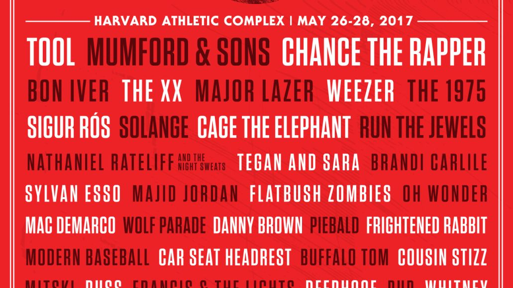boston calling 2017 lineup lo res Top 10 Music Festivals: Spring 2017 Power Rankings