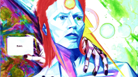 bowie 17 saturation 1500 David Bowie Film Stardust Debuts First Clip: Watch