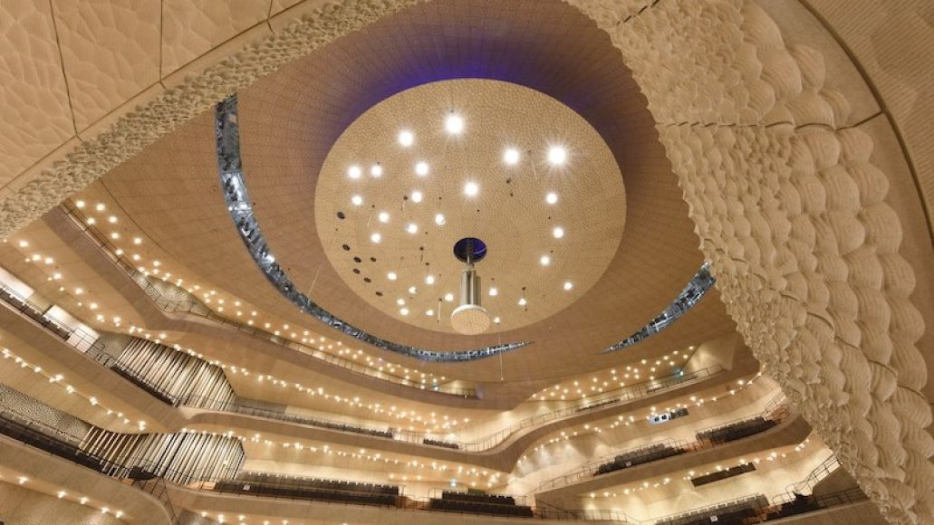 elbphilharmonie michael zapf 2 The worlds first acoustically perfect concert hall opens in Germany
