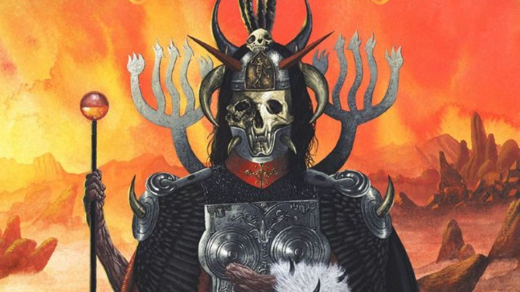 mastodon emperor of sand Mastodon announce new album, Emperor of Sand, due out in March