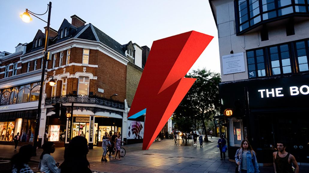 63ad6ba277cf20a352fd5f2a38d9b6c19636d17b Permanent David Bowie memorial to be constructed in London