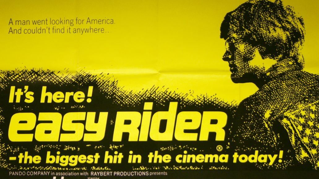 easy rider 10 Iconic Films That Never Won a Single Oscar
