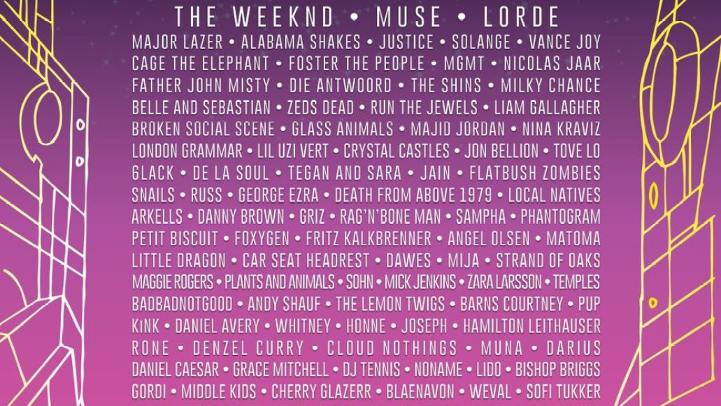 osheaga 2017 Montreals Osheaga Festival reveals jam packed 2017 lineup