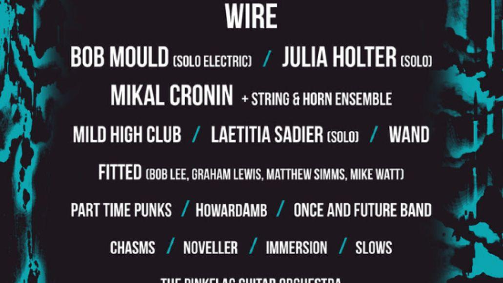 unnamed 26 Wire announce DRILL: LA Festival, spring tour dates