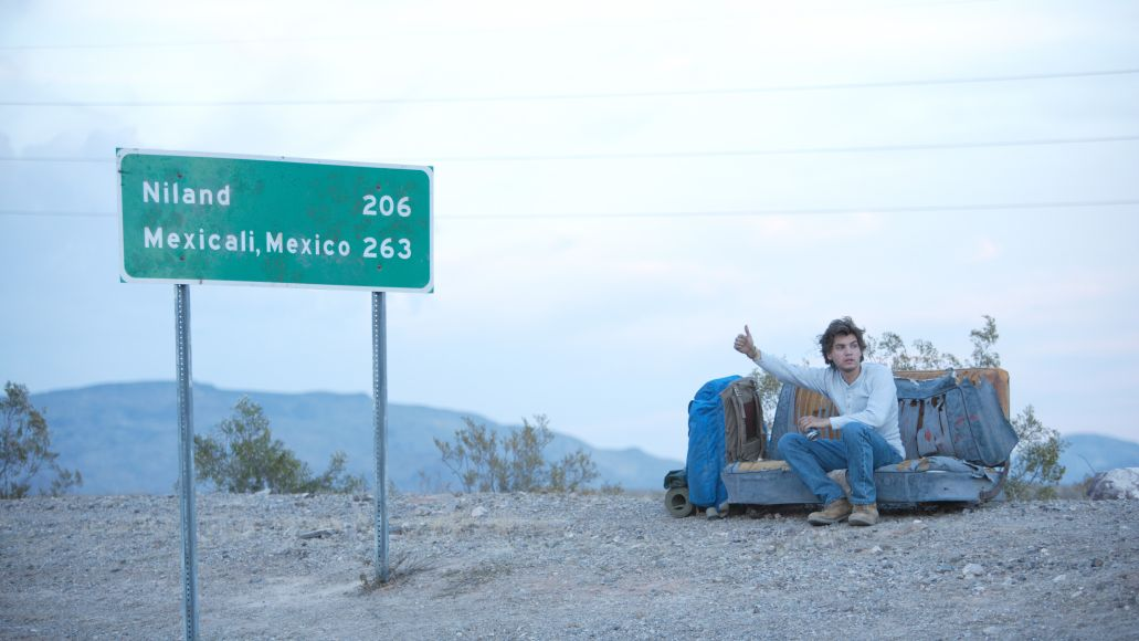 into the wild Top 25 Films of 2007