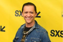 Clifton Collins, Jr. // Song to Song // Photo by Heather Kaplan
