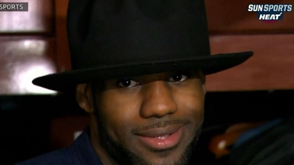 lebron pharrell happy hat Five TV Shows Actually Worth Bringing to the Big Screen