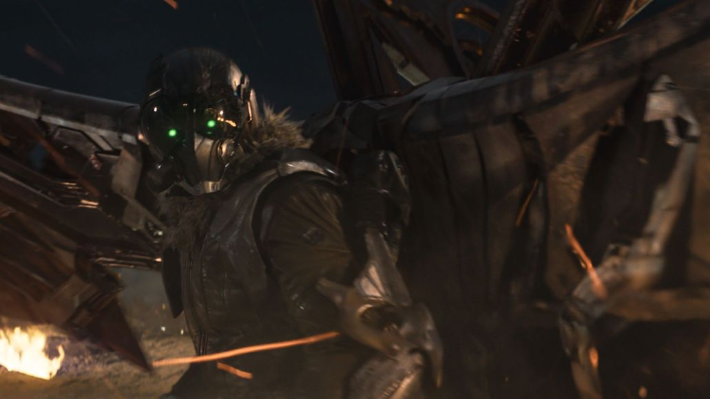 michael keaton spider man homecoming 2017 Here are the first official images of Michael Keaton as the Vulture in Spider Man: Homecoming